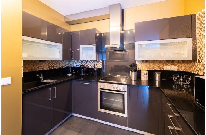 Apartment in Albert Unden Terrace, Limpertsberg - 4