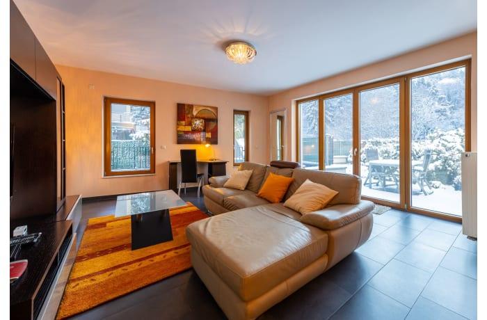 Apartment in Albert Unden Terrace, Limpertsberg - 1