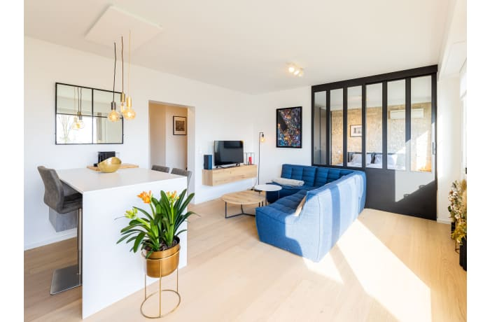 Apartment in Ermesinde Penthouse, Limpertsberg - 1
