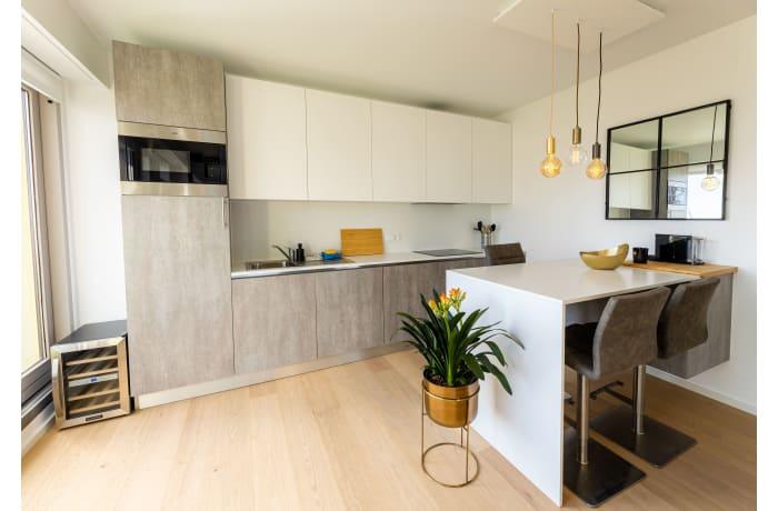 Apartment in Ermesinde Penthouse, Limpertsberg - 4