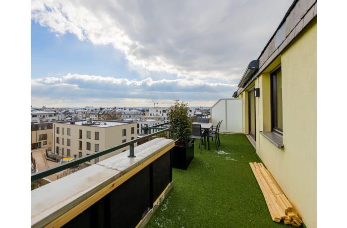 Apartment in Ermesinde Penthouse, Limpertsberg - 12