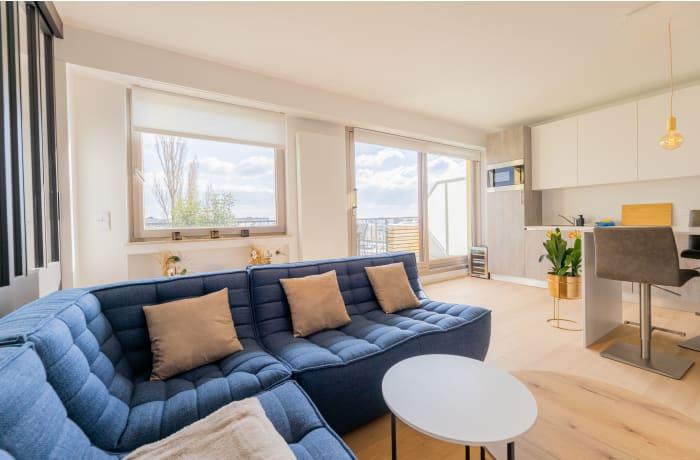 Apartment in Ermesinde Penthouse, Limpertsberg - 2