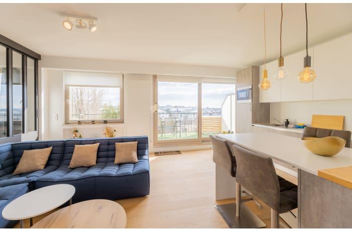 Apartment in Ermesinde Penthouse, Limpertsberg - 0