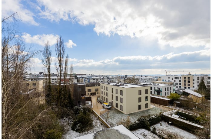 Apartment in Ermesinde Penthouse, Limpertsberg - 13