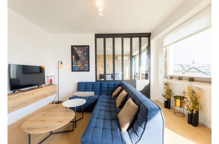 Apartment in Ermesinde Penthouse, Limpertsberg - 3