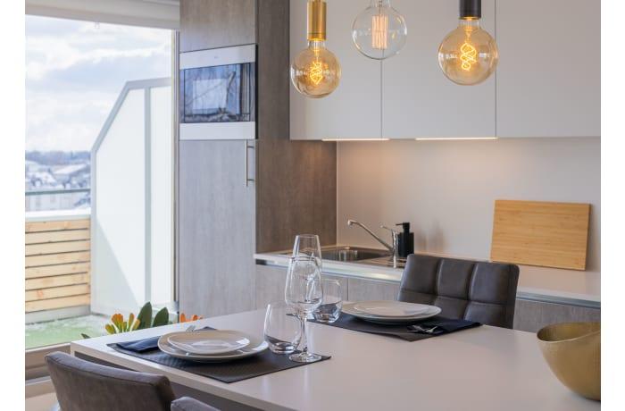 Apartment in Ermesinde Penthouse, Limpertsberg - 5