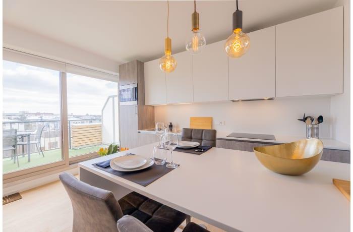Apartment in Ermesinde Penthouse, Limpertsberg - 15