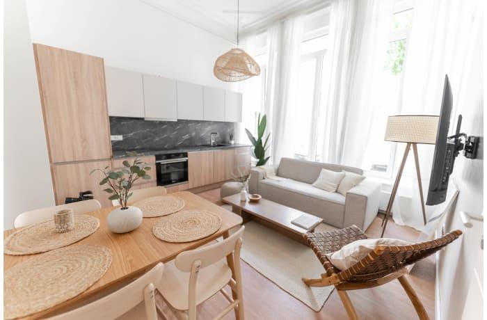 Apartment in Ermesinde Stockholm Style, Limpertsberg - 5