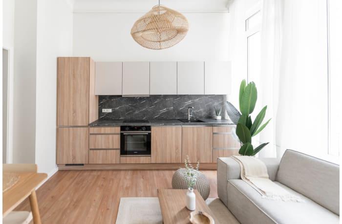 Apartment in Ermesinde Stockholm Style, Limpertsberg - 4