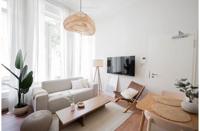 Apartment in Ermesinde Stockholm Style, Limpertsberg - 1