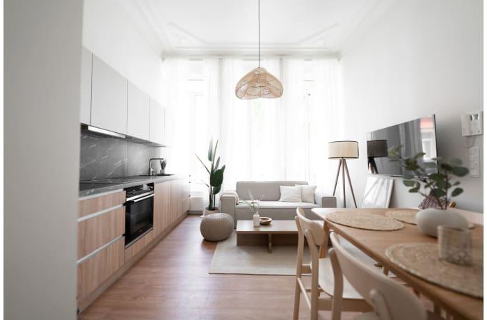 Apartment in Ermesinde Stockholm Style, Limpertsberg - 2