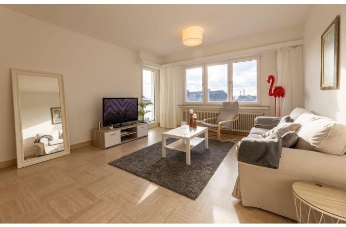 Apartment in Faiencerie Modern Chic, Limpertsberg - 1