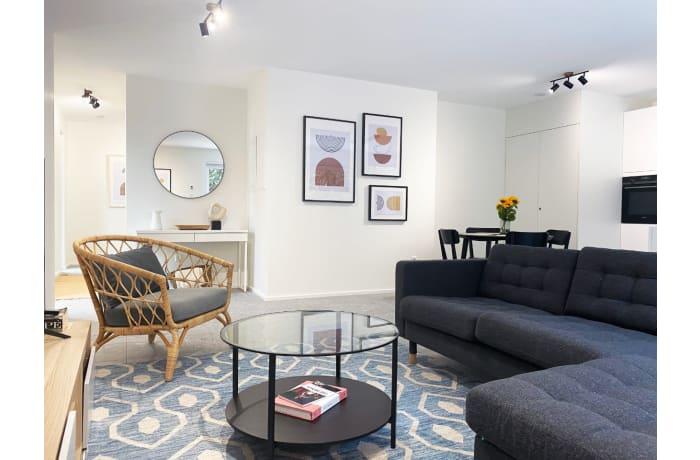 Apartment in Muhlenbach Terrace, Limpertsberg - 2