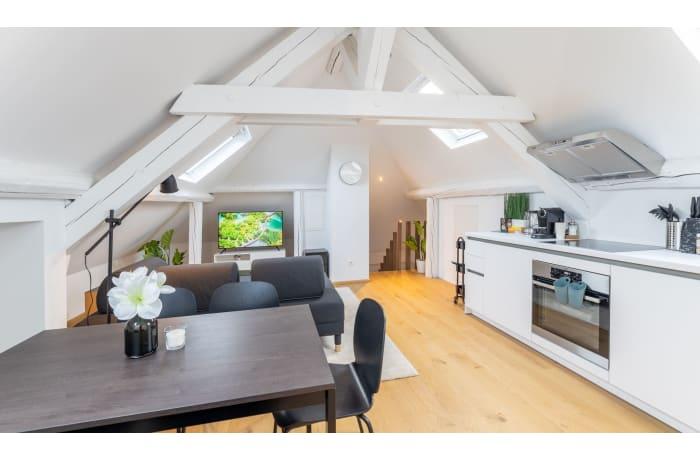 Apartment in Roses Modern Luxury, Limpertsberg - 4
