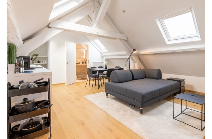 Apartment in Roses Modern Luxury, Limpertsberg - 2