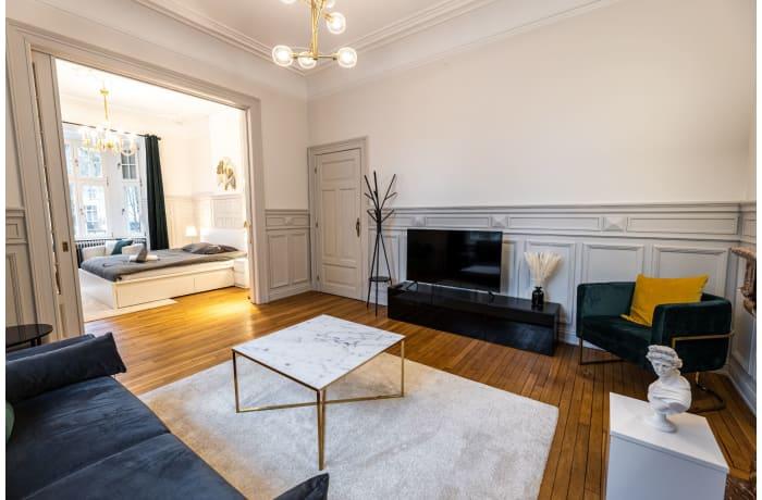 Apartment in Roses Suite, Limpertsberg - 3