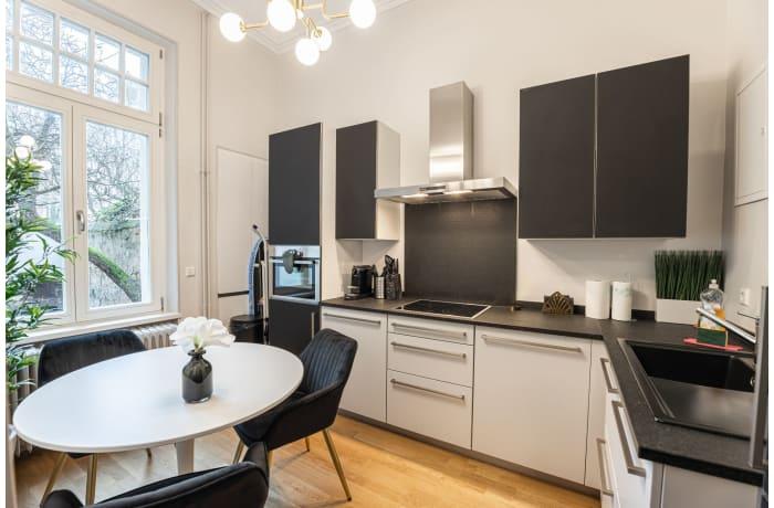 Apartment in Roses Suite, Limpertsberg - 5