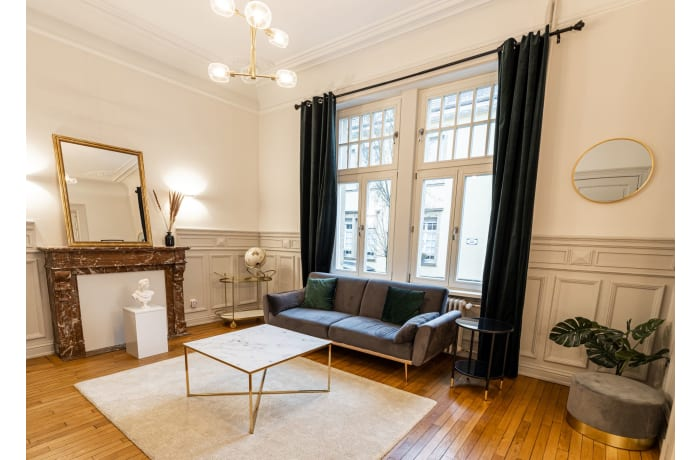 Apartment in Roses Suite, Limpertsberg - 2