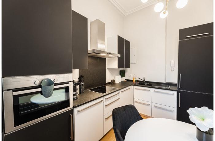 Apartment in Roses Suite, Limpertsberg - 6