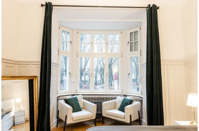 Apartment in Roses Suite, Limpertsberg - 0
