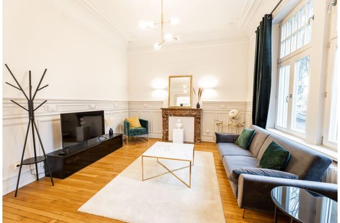 Apartment in Roses Suite, Limpertsberg - 4