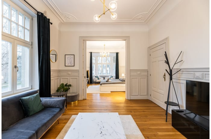 Apartment in Roses Suite, Limpertsberg - 1