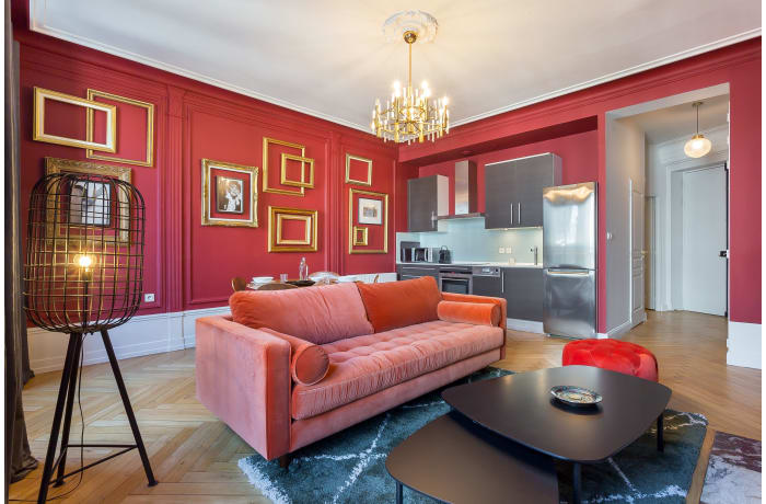 Apartment in Carnot, Cordeliers - Jacobins - 10