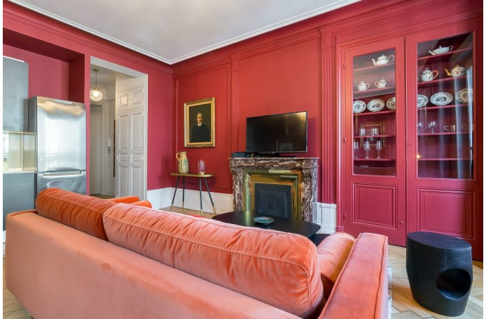Apartment in Carnot, Cordeliers - Jacobins - 2