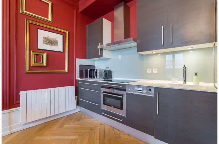 Apartment in Carnot, Cordeliers - Jacobins - 5
