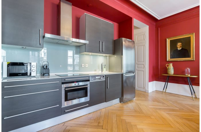 Apartment in Carnot, Cordeliers - Jacobins - 6