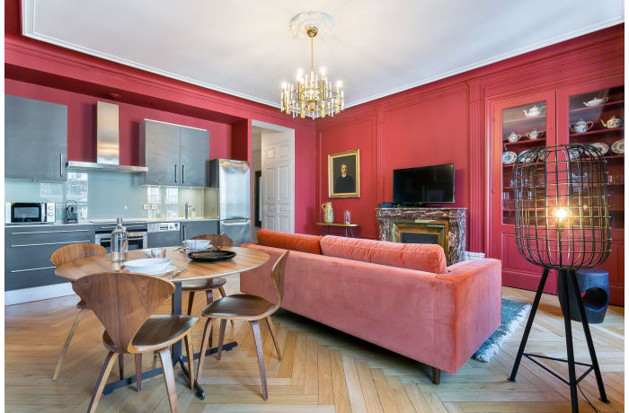 Apartment in Carnot, Cordeliers - Jacobins - 11