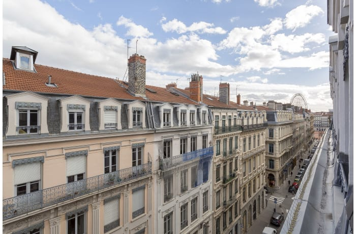 Apartment in Gasparin, Cordeliers - Jacobins - 14