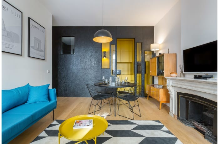 Apartment in Hallmark, Cordeliers - Jacobins - 1
