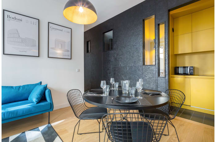 Apartment in Hallmark, Cordeliers - Jacobins - 42