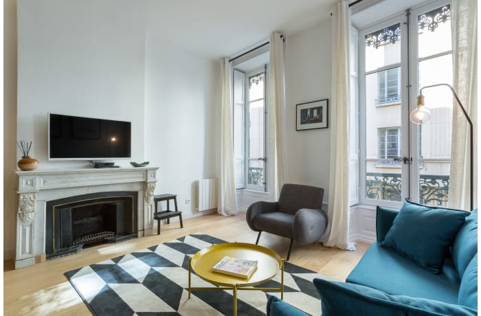 Apartment in Hallmark, Cordeliers - Jacobins - 44