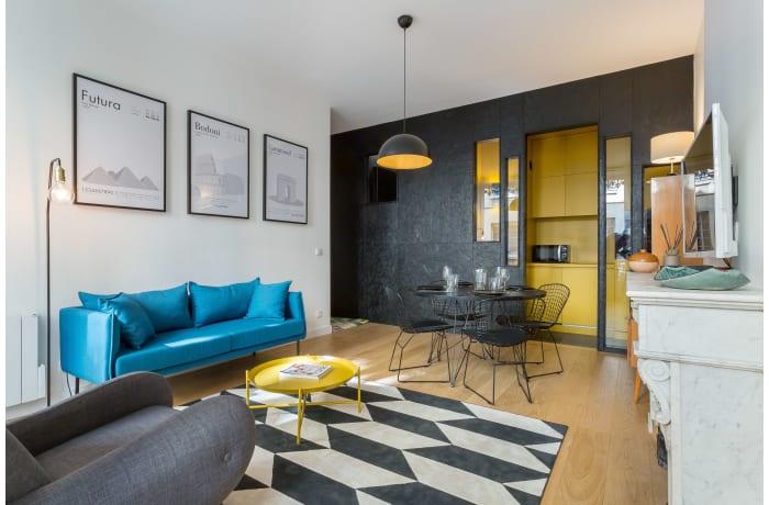 Apartment in Hallmark, Cordeliers - Jacobins - 66