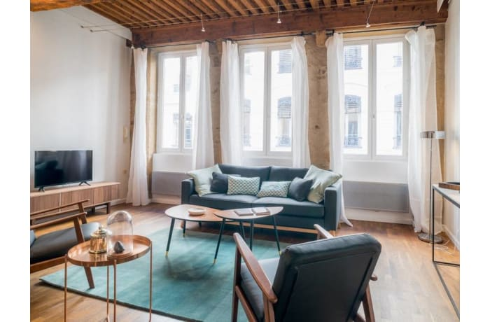 Apartment in Palais Grillet, Cordeliers - Jacobins - 1