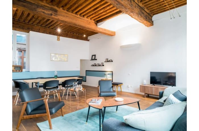 Apartment in Palais Grillet, Cordeliers - Jacobins - 2