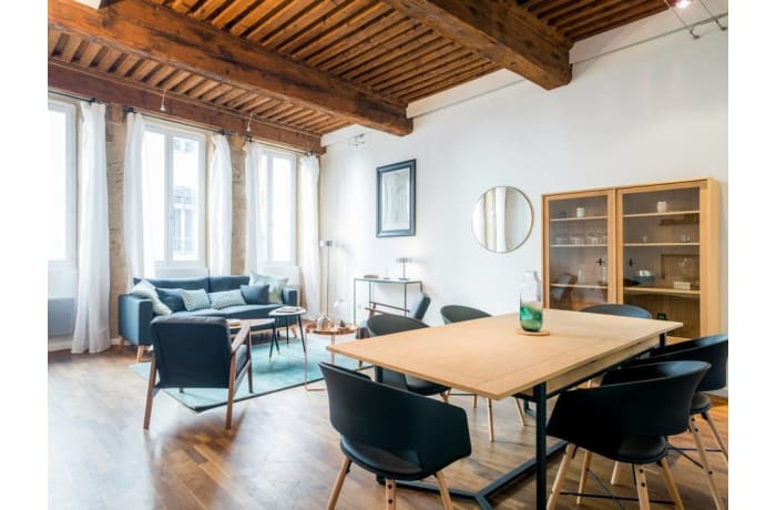 Apartment in Palais Grillet, Cordeliers - Jacobins - 5