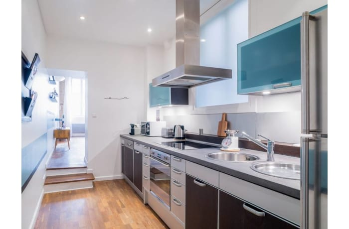Apartment in Palais Grillet, Cordeliers - Jacobins - 6