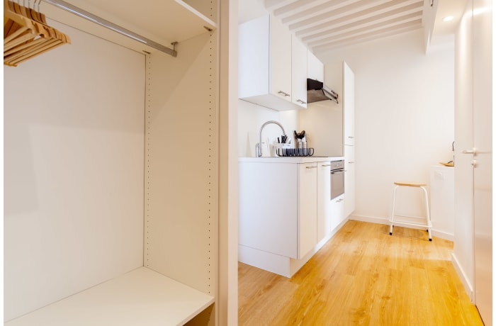 Apartment in Shiro, Cordeliers - Jacobins - 21