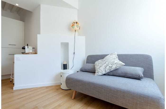 Apartment in Shiro, Cordeliers - Jacobins - 2