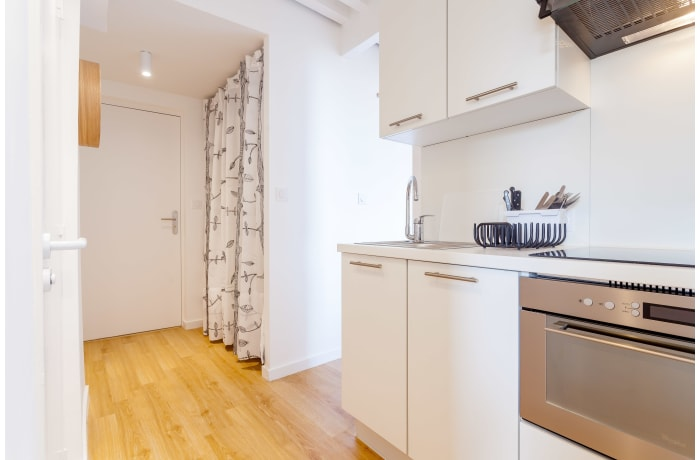 Apartment in Shiro, Cordeliers - Jacobins - 11