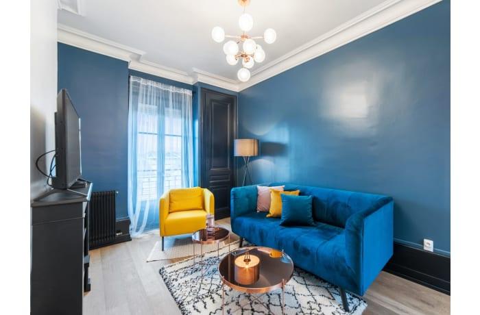 Apartment in The Rhone, La Mouche - 1