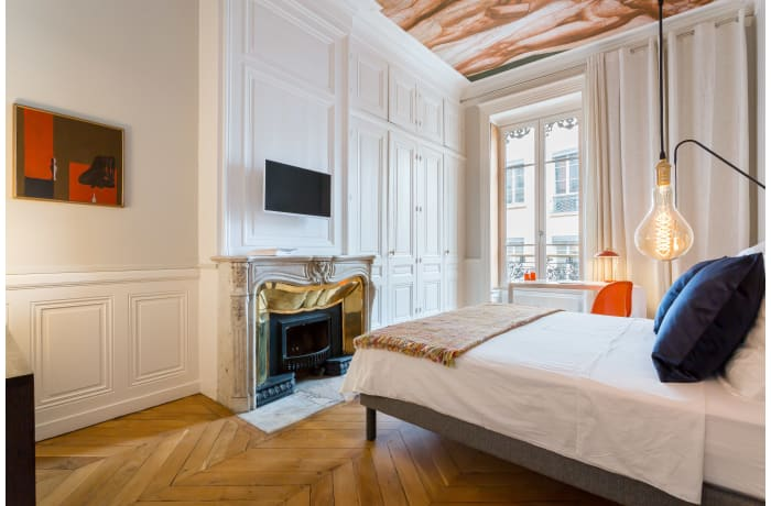 Apartment in Blue Dream, Pentes de la Croix Rousse - 0