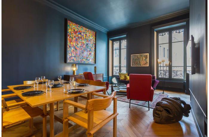 Apartment in Blue Dream, Pentes de la Croix Rousse - 1
