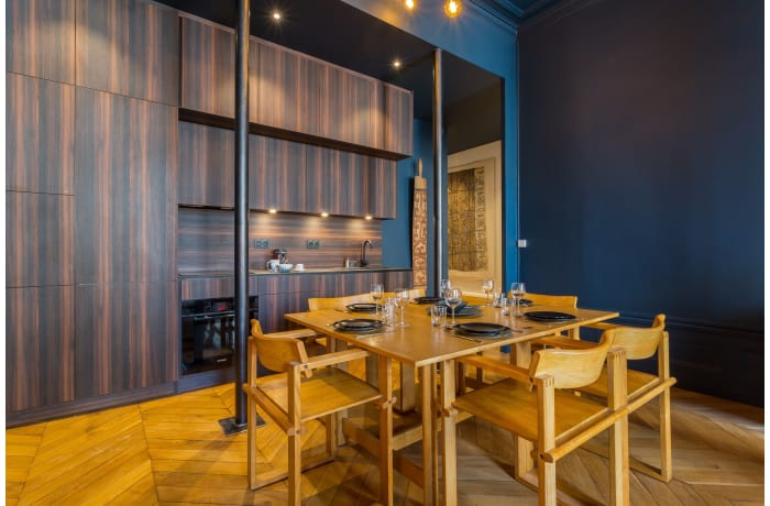 Apartment in Blue Dream, Pentes de la Croix Rousse - 7