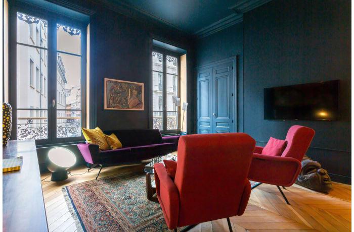 Apartment in Blue Dream, Pentes de la Croix Rousse - 5