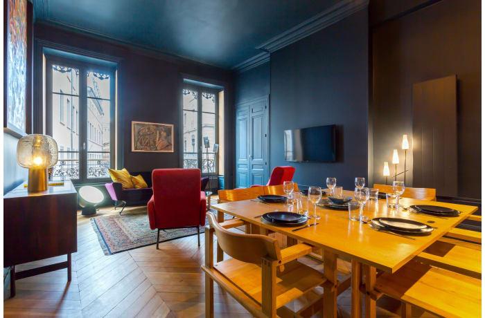 Apartment in Blue Dream, Pentes de la Croix Rousse - 6