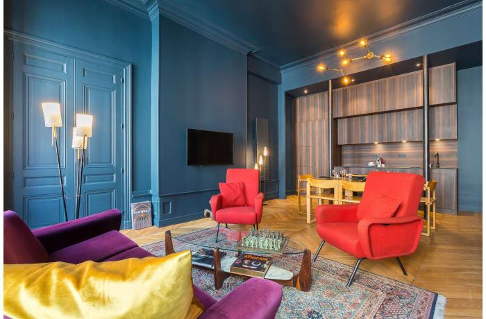 Apartment in Blue Dream, Pentes de la Croix Rousse - 2